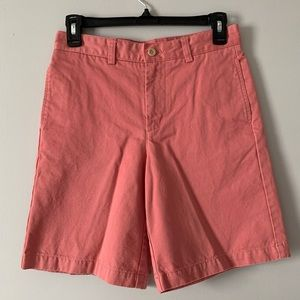 Vineyard vines coral shorts